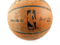 2012 Spalding Official NBA Game Issued Basketball Orlando All Star Game Amway $299.99