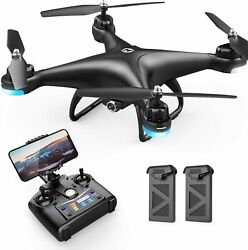 Holy Stone HS110D RC Drones FPV Upgrade 1080P HD Video Camera RC Quadcopter $80.99