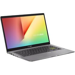 ASUS S433 VivoBook S14 Notebook i5 1135G7 14 in 8GB RAM 512GB SSD S433EA DH51 $600.00