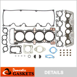 Fits 89-94 Mazda MPV B2600 2.6L 12-Valves SOHC Head Gasket Set G6
