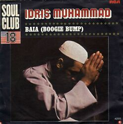 IDRIS MUHAMMAD BAIA (BOOGIE BUMP)  HOUSE OF THE RISING SUN FRENCH 45 PS 7