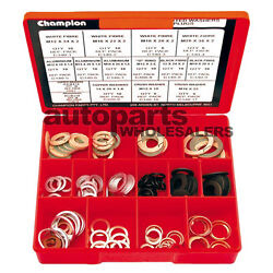 CHAMPION DRAIN SUMP PLUG WASHERS ASSORTMENT KIT (102 Pieces) $102.23