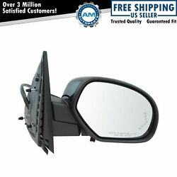 Mirror Power Folding Heated Signal Puddle Right RH for Chevy GMC Pickup SUV $107.53