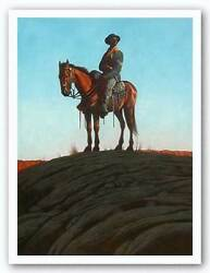 Morning Patrol by Kadir Nelson Signed and Numbered Limited Edition Art Print $149.95