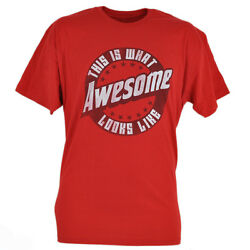 This is What Awesome Looks Like Novelty Funny Joke Fifth Sun Tshirt Tee $15.40