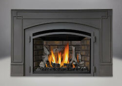 Napoleon Infrared™ 3 IR3N-SB Direct Vent Gas Fireplace Insert Cast Iron Surround