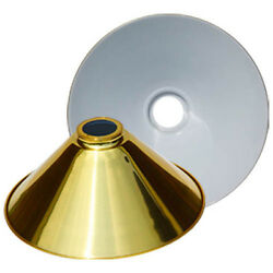 Sterling Replacement Solid Brass Shade $28.00
