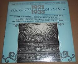 100 Years of Great Artists at the MET The Gatti-Casazza 2 1921-35 MET 403 SEALED $24.00