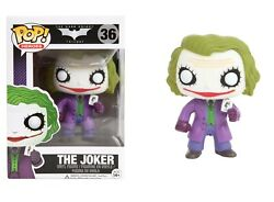 Funko Pop Heroes: The Dark Knight - The Joker Vinyl Figure Item #3372