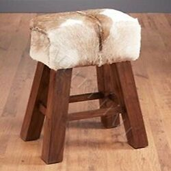 Armless Tooled Two Toned Leather Swivel Stool CHOOSE QTY 4 6 or 8---