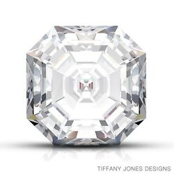 15.72ct K-VS1 Exc-Cut Asscher AGI 100% Natural Diamond 13.60x13.54x9.27mm