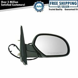 Textured Black Power Heated Side Mirror Passenger Right RH for Chevy Pickup $40.72