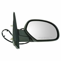 Textured Black Power Heated Side Mirror Passenger Right RH for Chevy Pickup $41.73