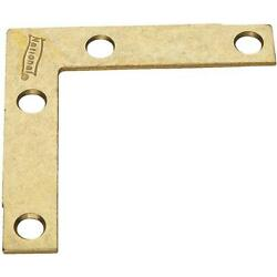 25 Pk Steel Brass Finish 12