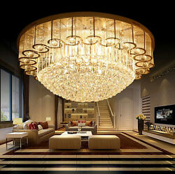 Modern fashion Crystal Ceiling Fixture Lamps Chandelier LED Lighting Lights 7165