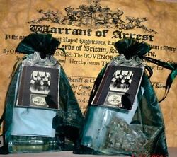 Bottle MONEY Spell -  Wicca Witch