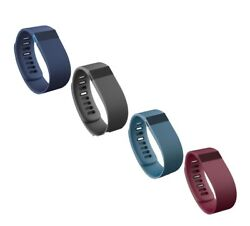NEW FITBIT CHARGE Wristband Fitness Activity Tracker Black Blue Slate FB404