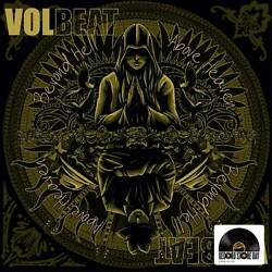 Volbeat BEYOND HELLABOVE HEAVEN Black Friday RSD 2016 New Colored Vinyl 2 LP