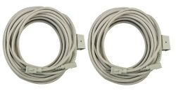 2 Commercial Cord for Sanitaire 3 Wire Vacuum Cleaner 50 Foot 52370 12
