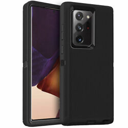 For Samsung Galaxy Note 5 Phone Case Hybrid Shockproof Rugged Rubber Cover Skin