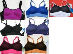 New 1 Champion High Med Support sport bra wirefree 1957 B9501 Pick 1 $19.99