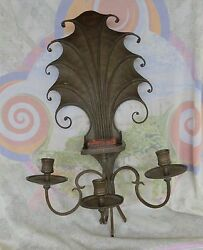 Maison Jansen  (in the style of) Art Deco Chinoiserie wall sconce Mid 1930s
