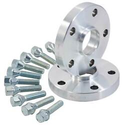 Fiat Seicento 187 16mm Hubcentric Alloy Wheel Spacers Kit 4x98  58.1mm
