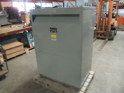 Magnetics 275 KVA 460 to 460Y266 Dry Type MBT Isolation Transformer L-15822