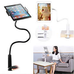 Universal Flexible Arm Desktop Bed Lazy Holder Mount Stand for Tablet iPad 2 3 4 $7.97