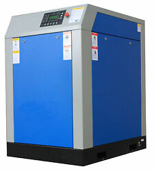 30 HP 30 Horsepower Rotary Screw Air Compressors wired for 230 or 460 Volt