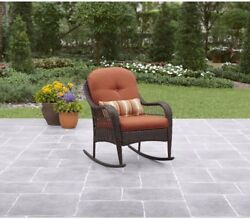 Better Homes and Gardens Patio Furniture Rocking Chair Outdoor Porch Rocker