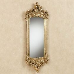 Lela Acanthus Wall Mirror Gold $99.00