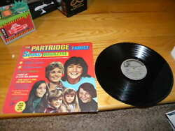 The Partridge Family With David Cassidy 1970's Sound Record Magazine Used