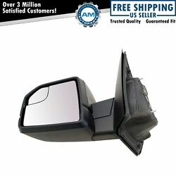 Mirror Power Textured Black Driver Side Left LH for Ford F150 New $105.38