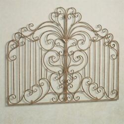 Gates of Florence Wall Grille Antique Gold $77.99