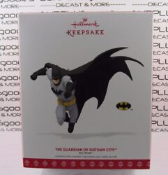2017 Hallmark Keepsake Christmas Ornament: BATMAN The Guardian of Gotham City