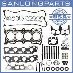 Head Gasket Bolt Set For Accord OASIS For Acura For Isuzu 98-02 2.3L F23A7 F23A1 $42.80