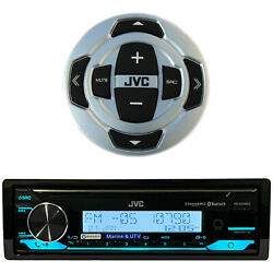 Pioneer Single DIN USB AUX Bluetooth Radio Stereo Receiver Marine Wired Remote $234.99