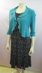 DANNY AND NICOLE 2 PCS DRESs SZ  SM NEW WITH TAG $29.00
