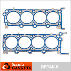 Left&Right Head Gaskets fit 04-14 Ford Lincoln Mercury 4.6L 5.4L V8 3-Valve SOHC $29.00