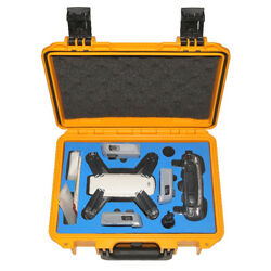 Waterproof Hardshell Bag Suitcase Box Case For Drone Dji Spark Remote Battery Yl $119.38