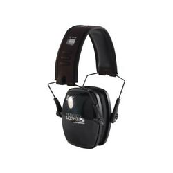 Howard Leight R-01523 Black LOF Folding Hearing Protection Shooting Ear Muffs