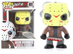 Funko Pop Movies: Friday the 13th - Jason Voorhees Vinyl Figure Item #2292