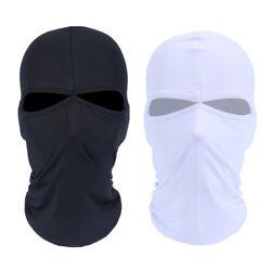 Cycling Lycra Balaclava Summer Sun Ultra UV Protection Full Face Mask US FAST