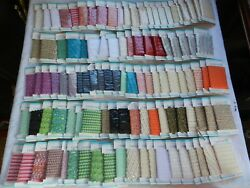 NEW 105 Packages of CELEBRATE IT Polyester Fabric trim - Lifetime supply!