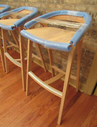 (2) Herman Miller Mattiazzi She Said Stools Set of Two Brand New