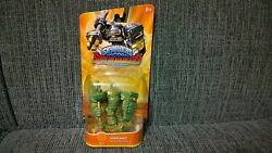 High Volt Rare Chase Variant Green Copper Patina Skylanders SuperChargers $24.99