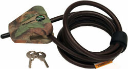 Master Lock 8418KADCAM TMB Python Adjustable Locking Cable $19.99