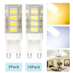 G9 40W Dimmable Halogen LED Corn Bulb Lamp 6000K 2835 40-SMD Daylight Home Light $9.97