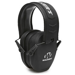 Walker#x27;s Razor Slim Passive Safety Shooting Industrial Ear Muffs Black $19.99